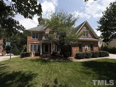 Raleigh Single Family Home For Sale: 12316 Camberwell Court