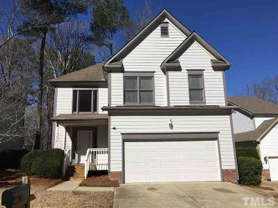 Johnston County Rental For Rent: 4910 Willowtree Lane