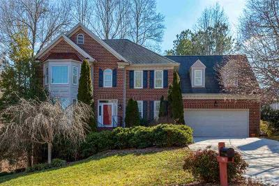 Cary Single Family Home Contingent: 310 Highlands Bluffs Drive