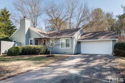 Chapel Hill Single Family Home Contingent: 7 Heather Court