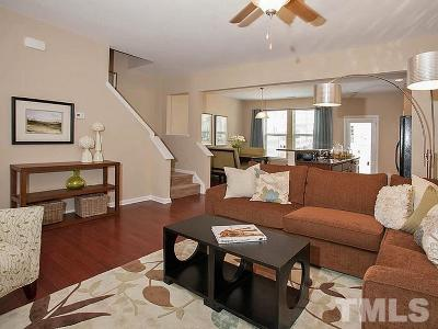 Clayton Townhouse Pending: 23 E Grove Point Drive East #49