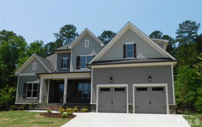 Cary Single Family Home For Sale: 4021 Wilton Woods Place