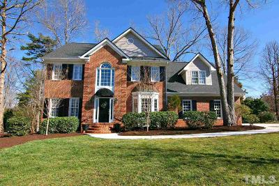 Cary Single Family Home Pending: 302 Promontory Point Drive