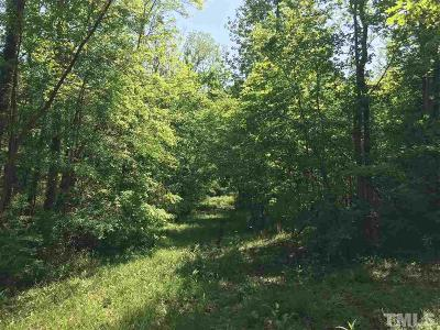 Durham County Residential Lots & Land For Sale: 949 Belvin Avenue