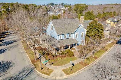 Chapel Hill Single Family Home Pending: 101 Parkview Crescent