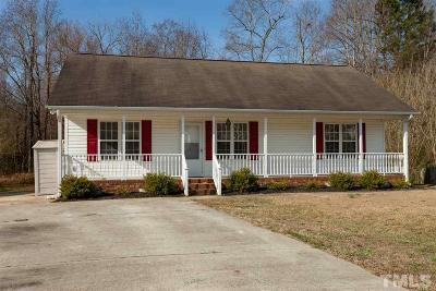 Single Family Home For Sale: 104 Dunnsbee Drive