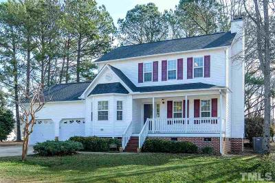 Willow Spring(s) Single Family Home For Sale: 6437 Silver Spring Court