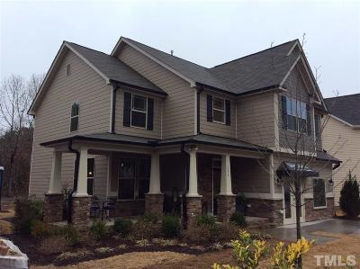 Knightdale Single Family Home For Sale: 304 Crosstie Street