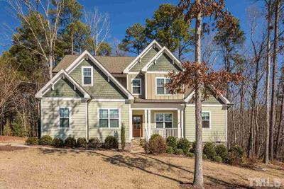 Fuquay Varina Single Family Home For Sale: 5109 Wilshire Woods Court