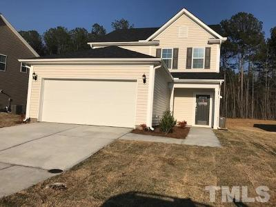 Youngsville Single Family Home Pending: 115 Cranes Nest Drive #131