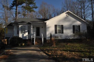 Clayton Single Family Home Contingent: 6 Feeney Court