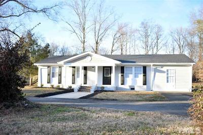 Durham Single Family Home Pending: 1317 Infinity Road