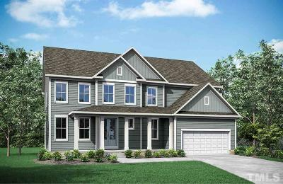 Apex Single Family Home For Sale: lot 23 Willow Rock Lane