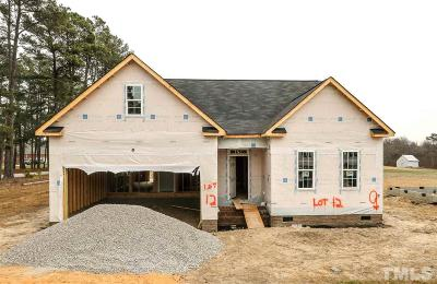 Willow Spring(s) Single Family Home For Sale: 17 Sandy Farm Court