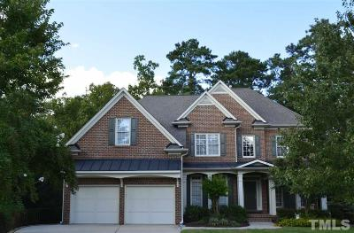 Cary Single Family Home For Sale: 2011 Killearn Mill Court