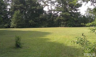 Wake County Commercial Lots & Land For Sale: 1600 Mechanical Boulevard