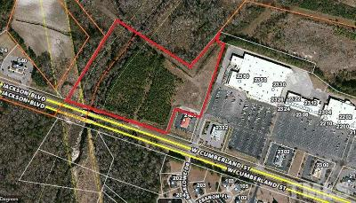 Harnett County Commercial Lots & Land For Sale: W Cumberland Street