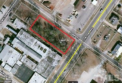 Harnett County Residential Lots & Land For Sale: 600 S Clinton Avenue