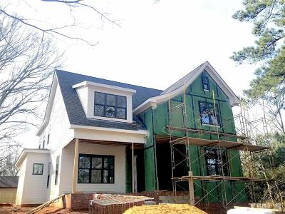 Raleigh Single Family Home Pending: 2507 Stafford Street