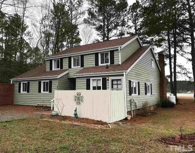 Sanford Single Family Home For Sale: 933 Lakewind