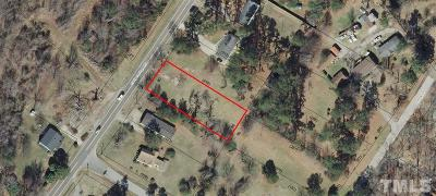 Wake County Commercial Lots & Land For Sale: 9825 Holly Springs Road