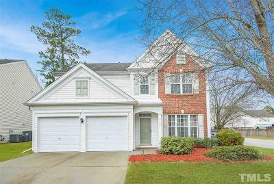 Morrisville Single Family Home For Sale: 303 Crescendo Drive