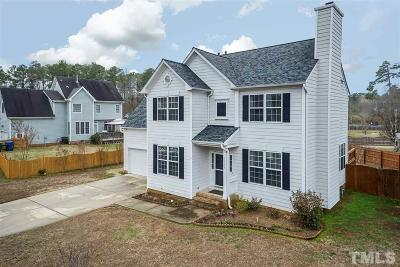 Durham Single Family Home Contingent: 5904 Whisperwood Drive