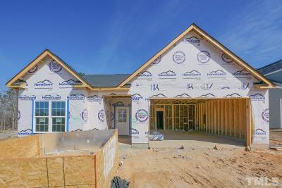 Johnston County Single Family Home For Sale: 626 Summerwind Plantation Drive