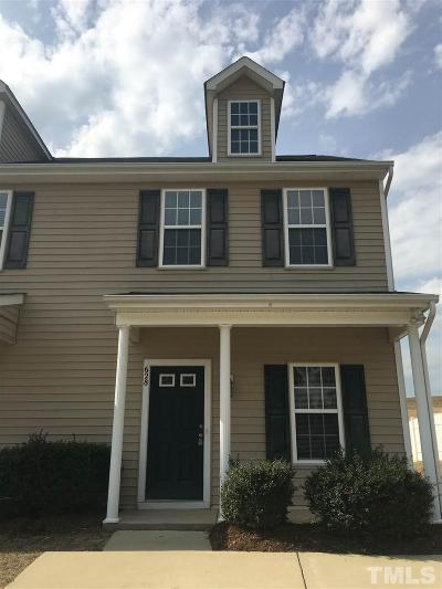 Johnston County Rental For Rent: 628 Woodson Drive