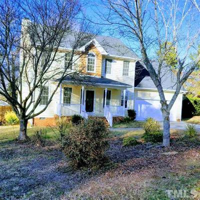 Raleigh Single Family Home For Sale: 4113 Mangrove Drive