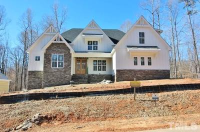 Wake Forest Single Family Home Pending: 3428 Donlin Drive