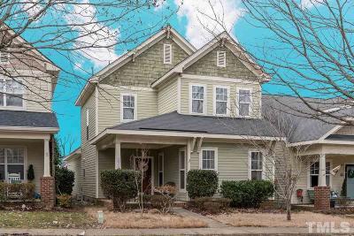 Wake County Single Family Home For Sale: 2729 Falls River Avenue