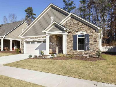 Chapel Hill Single Family Home For Sale: 5137 Niagra Drive