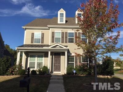 Morrisville Single Family Home For Sale: 1132 Survada Lane