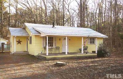 Chapel Hill Single Family Home Contingent: 1931 Mangum Court