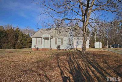Chapel Hill Single Family Home For Sale: 1916 Mt Carmel Church Road