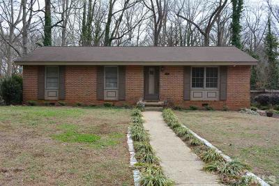 Raleigh Single Family Home For Sale: 2604 Patrick Road