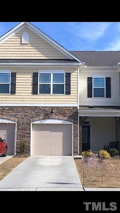 Morrisville Townhouse For Sale: 149 Durants Neck Lane
