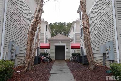 Raleigh Condo Contingent: 1411 Collegiate Circle #304