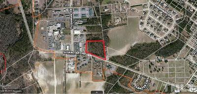 Harnett County Commercial Lots & Land For Sale: Susan Tart Road