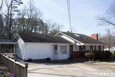 Single Family Home For Sale: 611 Ranch Farm Road