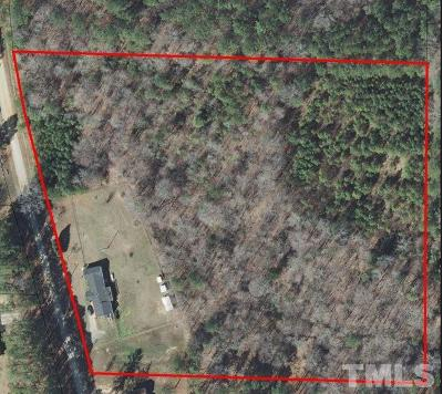 Wake County Residential Lots & Land For Sale: 2800 Woodfield Dead End Road