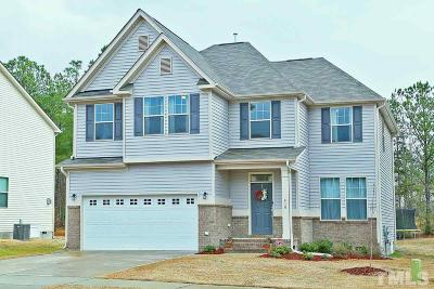 Knightdale Single Family Home For Sale: 410 Crosstie Street