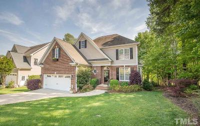 Holly Springs Single Family Home For Sale: 112 Eden Glen Drive