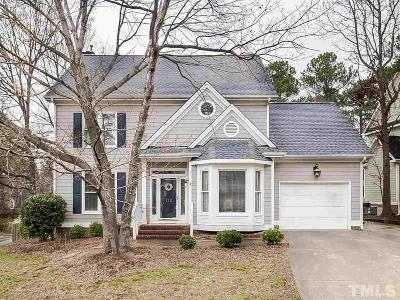 Cary Single Family Home For Sale: 112 Bell Vista Drive