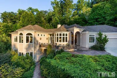 Chapel Hill Single Family Home For Sale: 39502 Glenn Glade