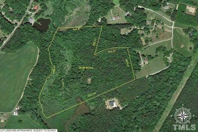 Pittsboro Residential Lots & Land For Sale: Auburn Lane