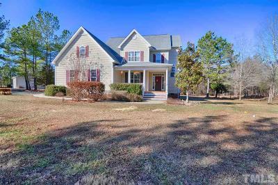 Pittsboro Rental For Rent: 937 Poplar Forest Lane