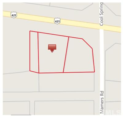 Harnett County Commercial Lots & Land For Sale: N Us 421