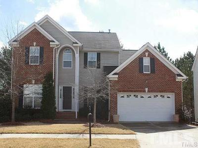 Durham Single Family Home For Sale: 4711 Knights Arm Drive